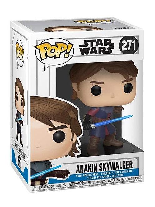 Anakin Skywalker Funko Pop! Star Wars #271 Vaulted