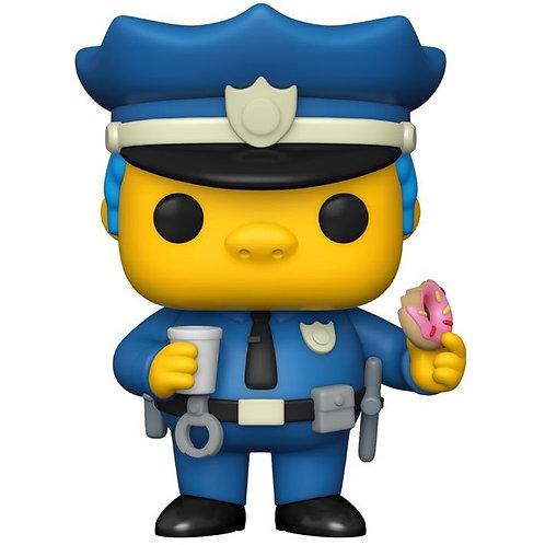 Chief Wiggum Funko Pop! Simpson #899