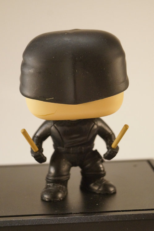 Daredevil Masked Vigilante Funko Pop! Daredevil #119 Vaulted OOB *NO BOX*