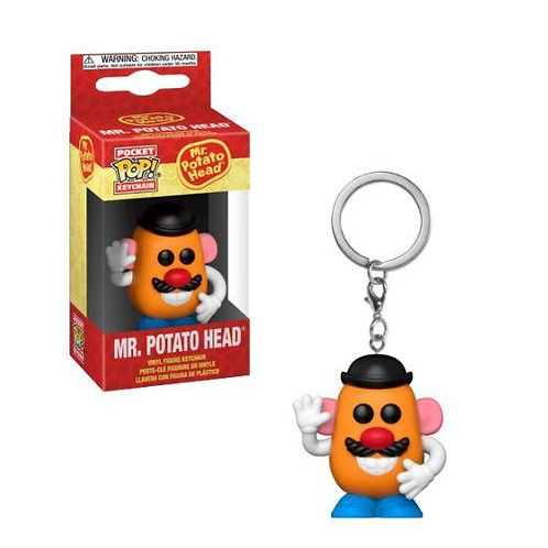 Mr. Potato Head Pocket Pop! Keychain Mr. Potato Head