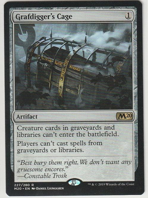 Grafdigger's Cage Core Set 2020 #227/280