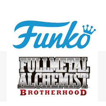 Edward Funko Pop! FullMetal Alchemist Brotherhood Chase+Regular *Pre-Order*