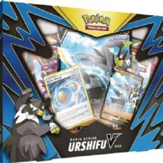 Pokemon Urshifu V Box Rapid Strike