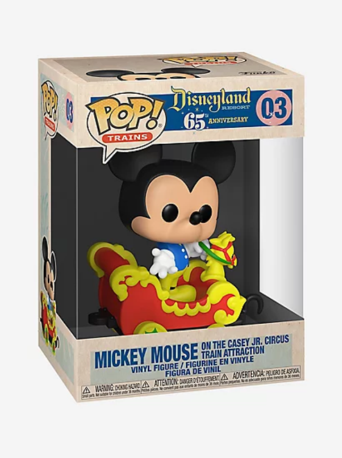 Mickey Mouse Funko Pop! Disneyland 65 Anniversary