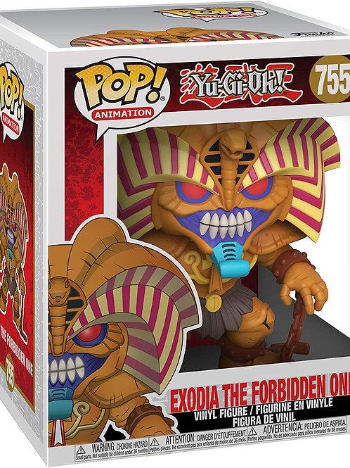 Exodia the Forbidden One Funko Pop! Yu-Gi-Oh! #755