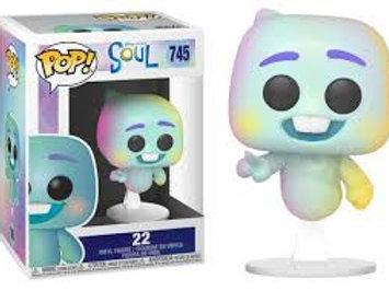 22 Funko Pop! Soul #745