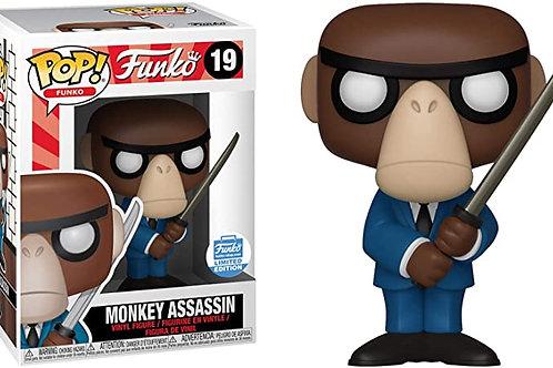 Monkey Assassin Funko Pop! Funko Limited Edition #19