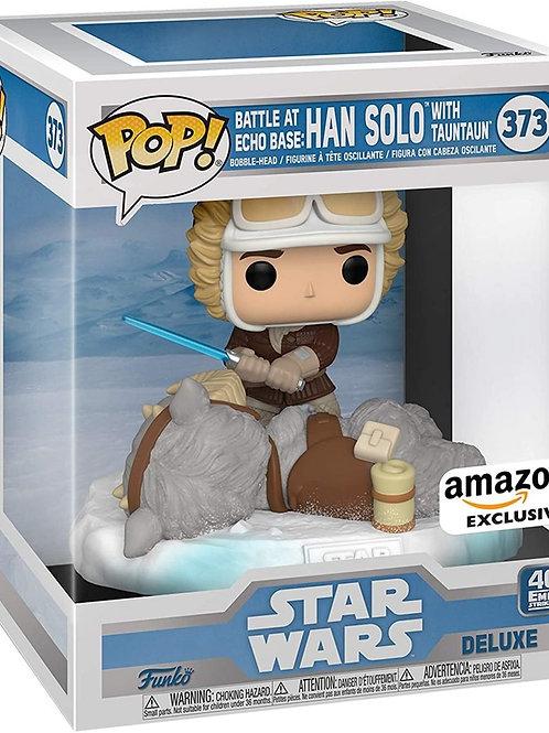 Battle at Echo Base Han Solo Funko Pop! Star Wars #373 Amazone Exclusive