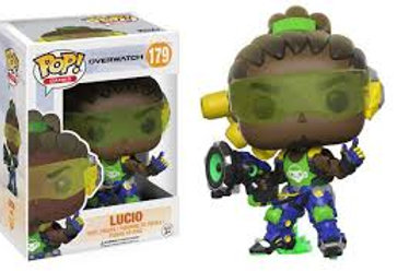 Lucio Funko Pop! Overwatch #179
