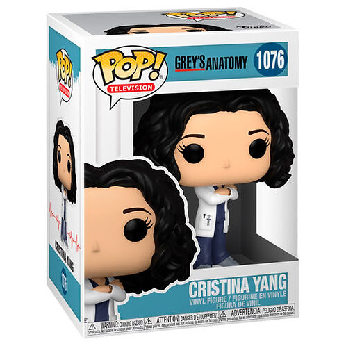 Cristina Yang Funko Pop! Grey's Anatomy #1076
