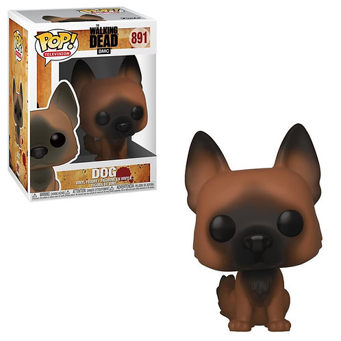 Dog Funko Pop! Walking Dead #891