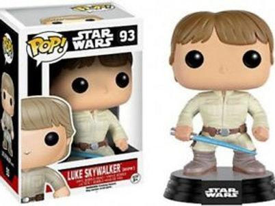 Luke Skywalker Funko Pop! Star Wars #93