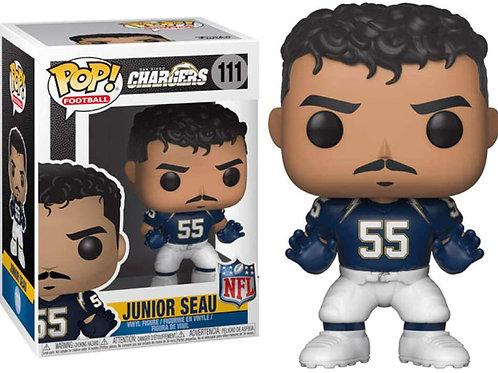 Junior Seau Funko Pop! Los Angeles Chargers #111