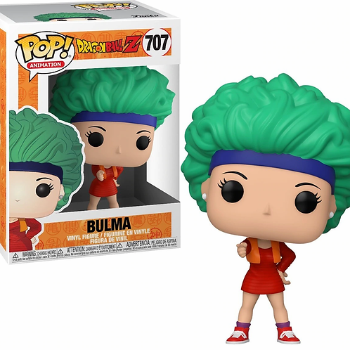 Bulma Funko Pop! Dragon Ball Z #707