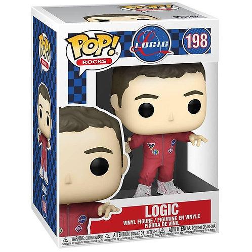 Logic Funko Pop! Logic #198