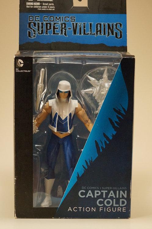 Captain Cold Dc Comics Super-Vilains Action Figure