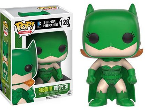 Poison Ivy Imposter Funko Pop! DC Super Heroes #128