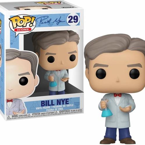 Bill Nye Funko Pop! Bill Nye #29