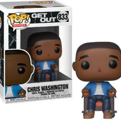 Chris Washington Funko Pop! Get Out #833