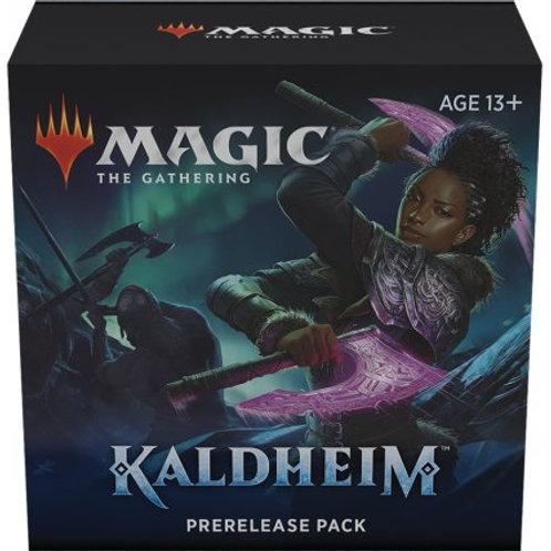 Kaldheim MTG Prerelease Pack