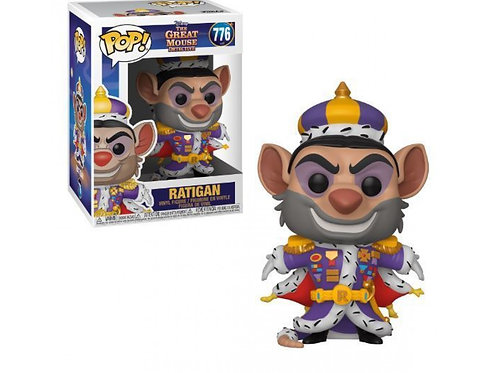 Ratigan FunkoPop! The Great Mouse #776