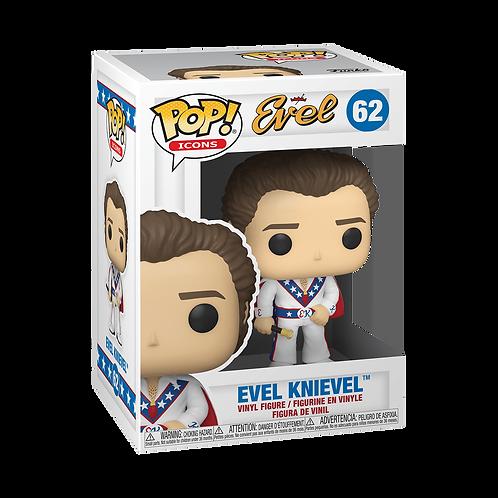Evel Knievel Funko Pop! Evel #62