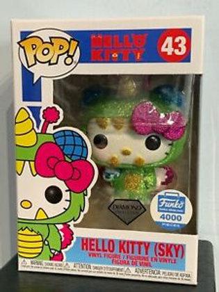 Hello Kitty Sky Funko Pop! Hello Kitty #43 Funko Shop & Diamond Collector