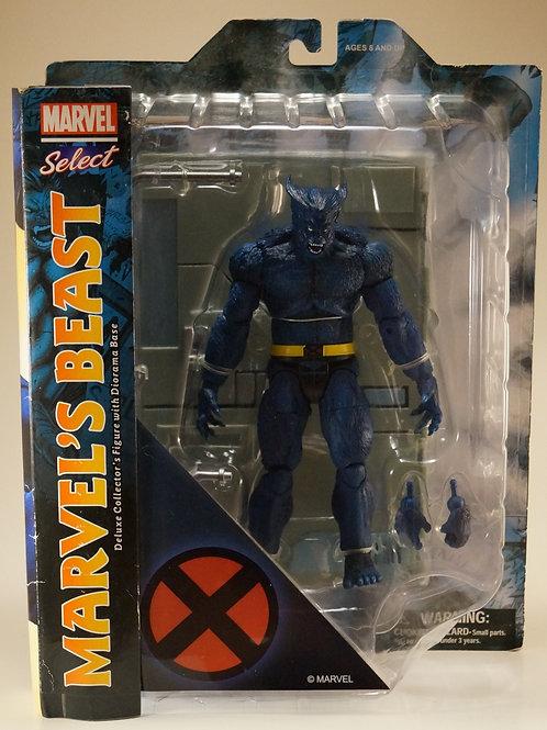 Marvel's Beast Marvel Select Action  Figure