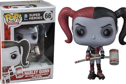 Harley Quinn Funko Pop! Dc Super Heroes #66