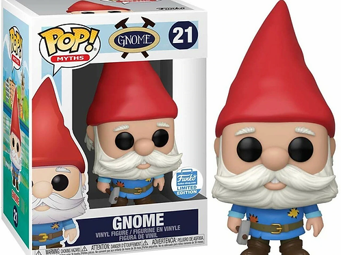 Gnome Funko Pop! Gnome #21  Funko Limited
