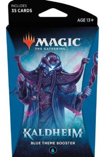 Kaldheim Blue Theme Booster