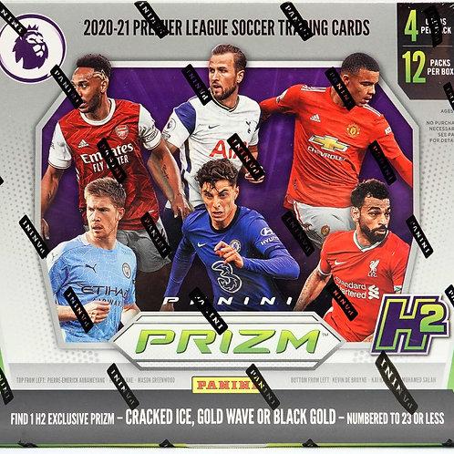 2020-21 Panini Prizm Premier League H2 Pack