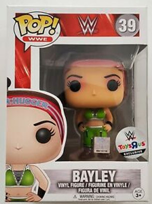 Bayley Funko Pop! WWE ToysRus Exclusive #39