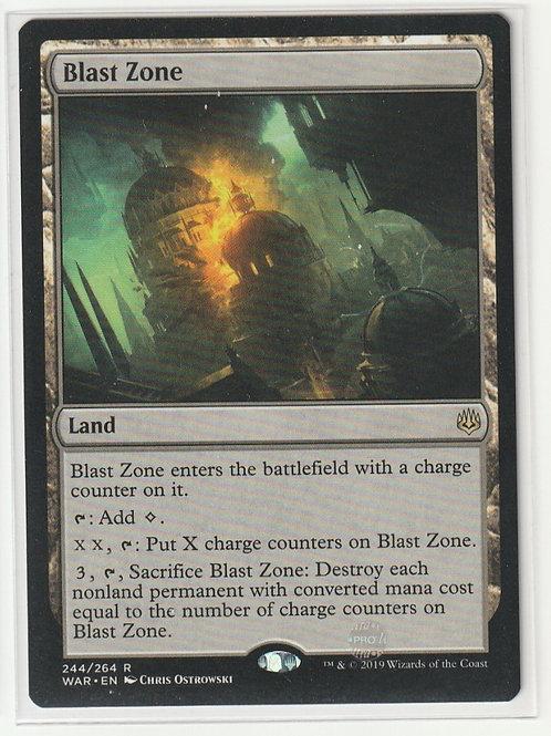 Blast Zone War of the Spark #244/264
