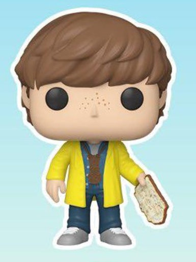 Mikey w/Map Funko Pop! The Goonies *Pre-Order*