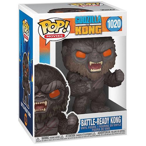 Battle-Ready Kong Funko Pop! Godzilla Vs Kong #1020