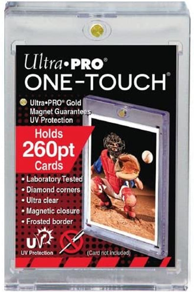 260pt Magnetic One-Touch Ultra Pro