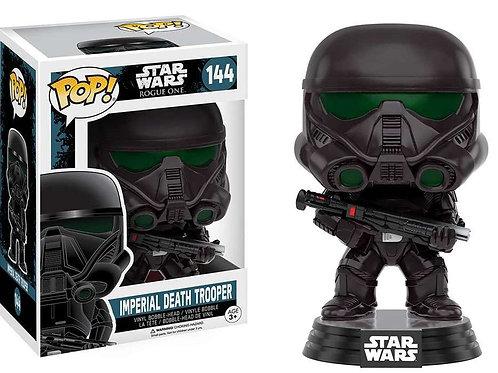 Imperial Death Trooper Funko Pop! Star Wars Rogue One #144