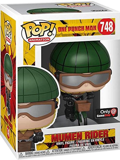 Mumen Rider Funko Pop! One Punch Man #748 EB Games Exclusive