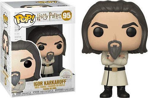 Igor Karkaroff Funko Pop! Harry Potter #95
