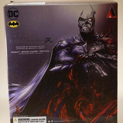 Batman DC Comics Variant Play Arts Kai Rogues Gallery Two Face