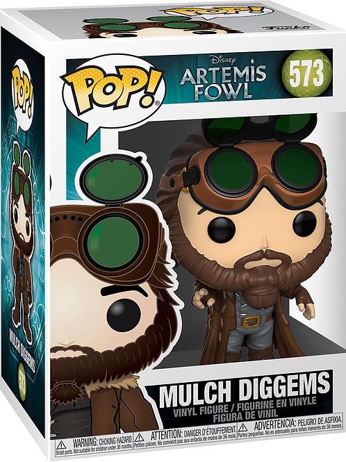Mulch Diggems Funko Pop! Artemis Fowl #573