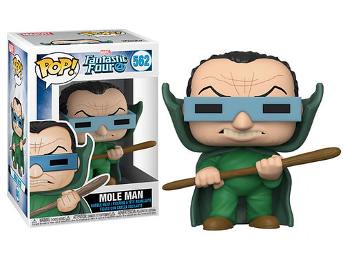 Mole Man Funko Pop! Fantastic Four #562