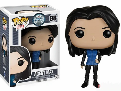 Agent May Funko Pop! Agent of Shield #88