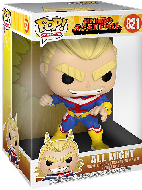"All Might 10"" Funko Pop! My Hero Academia #821"