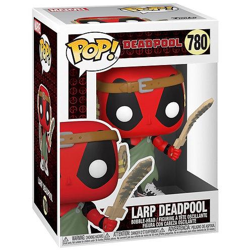 Larp Deadpool Funko Pop! Deadpool #780