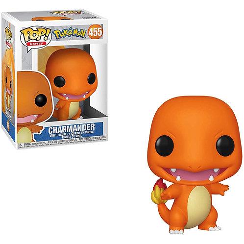 Charmander Funko Pop! Pokémon #455