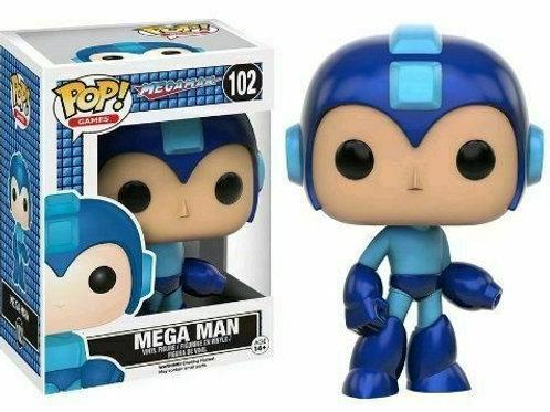 Mega Man Funko Pop! Megaman #102