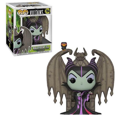 Maleficent on Throne Funko pop! Villains #784