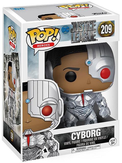 Cyborg Funko Pop! Justice League #209